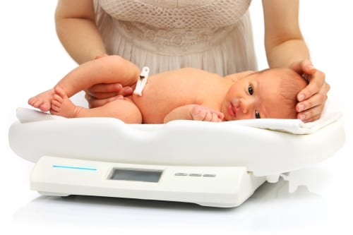 Peso do Bebé